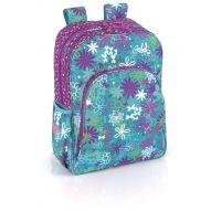Gabol Natura Squared Schoolbag for girls