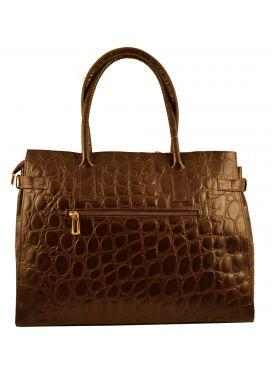 Leather Handbag Coco
