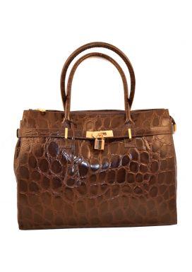 Gonvi Leather Handbag