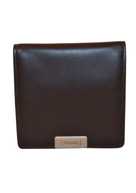 Santander Pielnoble Men's Leather Coin Purse