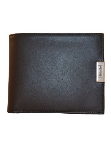 Alcorcon Pielnoble's Threefold Wallet with Purse